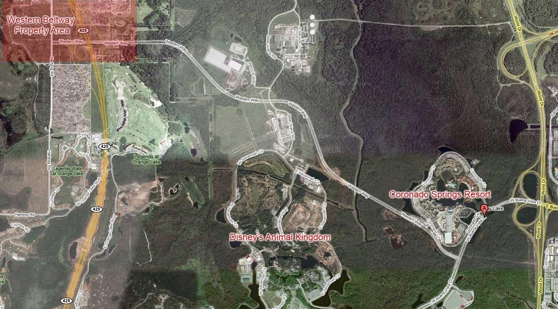 Disney planning a new Western Beltway Property