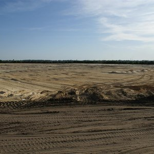 7 of 9: Flamingo Crossings - Western Beltway Property land preparation underway
