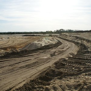 8 of 9: Flamingo Crossings - Western Beltway Property land preparation underway