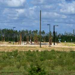 Flamingo Crossings construction