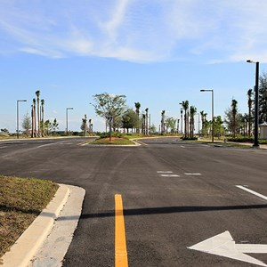 5 of 30: Flamingo Crossings - Flamingo Crossings roads open