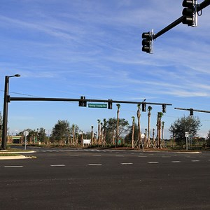 15 of 30: Flamingo Crossings - Flamingo Crossings roads open