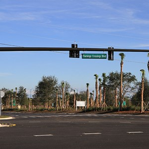 16 of 30: Flamingo Crossings - Flamingo Crossings roads open