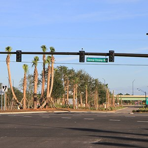 27 of 30: Flamingo Crossings - Flamingo Crossings roads open