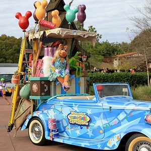 12 of 22: Give a Day, Get a Disney Day - Give a Day, Get a Disney Day - 115,527 cans of food make their way around Epcot