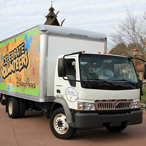 15 of 22: Give a Day, Get a Disney Day - Give a Day, Get a Disney Day - 115,527 cans of food make their way around Epcot