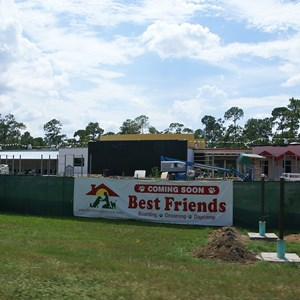 1 of 4: Kennels - Best Friends luxury pet resort construction