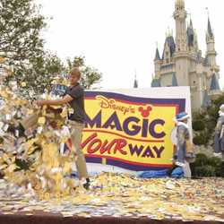 Magic Your Way announcement ceremony