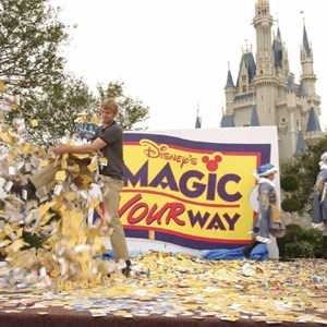 3 of 5: Ticket - Magic Your Way Ticket - Magic Your Way announcement ceremony