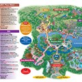 Walt Disney World Park and Resort Maps - Disney&#39;s Animal Kingdom