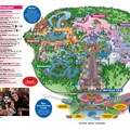 Walt Disney World Park and Resort Maps - Magic Kingdom