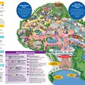Walt Disney World Park and Resort Maps - Disney's Hollywood Studios guidemap 2013