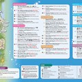 Walt Disney World Park and Resort Maps - New 2013 Disney&#39;s Hollywood Studios Guidemap Page 2