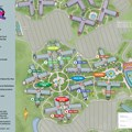 Walt Disney World Park and Resort Maps - New 2013 All Star Music Resort map