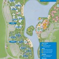 Walt Disney World Park and Resort Maps - New 2013 Caribbean Beach Resort map - Martinique and Barbados