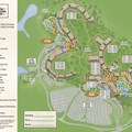 Walt Disney World Park and Resort Maps - New 2013 Animal Kingdom Lodge map