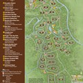 Walt Disney World Park and Resort Maps - New 2013 Fort Wilderness map