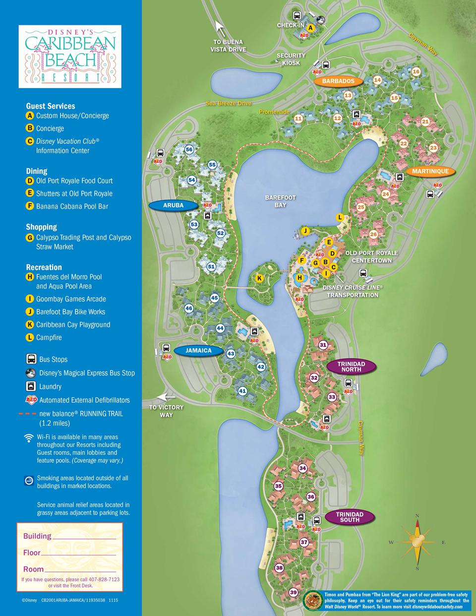 [TR] Partir là-bas : First Time at Walt Disney World - September 2017 (Starring the Fabulous Irma !)  - Page 2 Maps_Full_30026