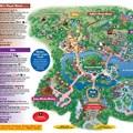 Walt Disney World Park and Resort Maps - Disney's Animal Kingdom map
