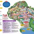 Walt Disney World Park and Resort Maps - Disney's Hollywood Studios map
