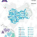 Walt Disney World Park and Resort Maps - Disney's All-Star Music Resort map