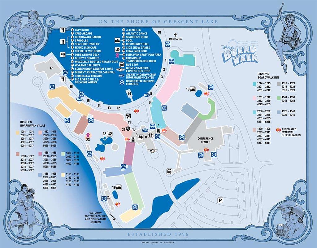 resort maps 2008 photo 5 of 17