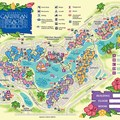 Walt Disney World Park and Resort Maps - Disney's Caribbean Beach Resort map
