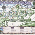 Walt Disney World Park and Resort Maps - Disney&#39;s Polynesian Resort map