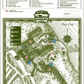Walt Disney World Park and Resort Maps - Disney's Wilderness Lodge and Villas map
