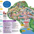 Walt Disney World Park and Resort Maps - Disney&#39;s Hollywood Studios map