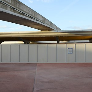 6 of 6: MyMagic+ - MyMagic+ RFID turnstiles construction at Epcot