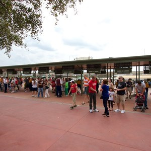 2 of 3: MyMagic+ - MyMagic RFID turnstiles expanded at Magic Kingdom