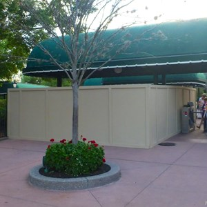 1 of 2: MyMagic+ - MyMagic+ RFID turnstiles installation at Epcot's International Gateway