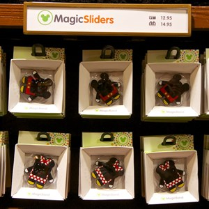 6 of 13: MyMagic+ - MyMagic+ MagicBand accessories - MagicSliders
