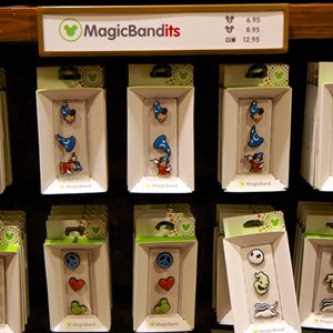 7 of 13: MyMagic+ - MyMagic+ MagicBand accessories - MagicBandits