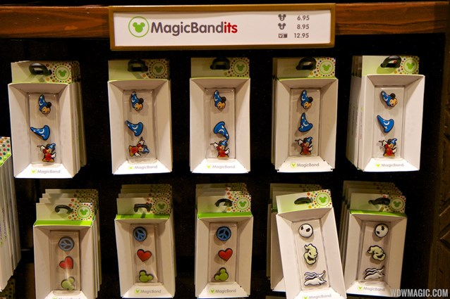 MyMagic+ - MyMagic+ MagicBand accessories - MagicBandits