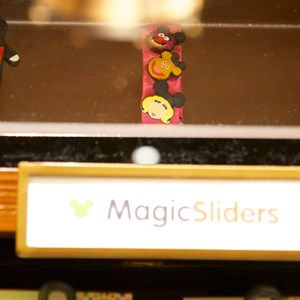 12 of 13: MyMagic+ - MyMagic+ MagicBand accessories - Display models