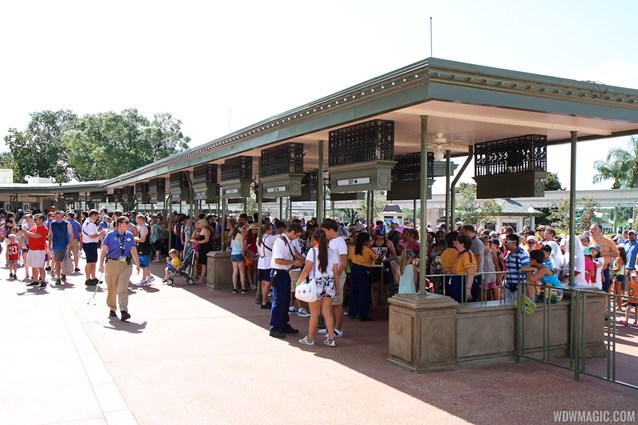 MyMagic+ - MyMagic+ turnstiles are now by far the most used at the Magic Kingdom
