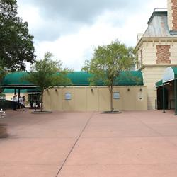 MyMagic+ RFID turnstiles work at Epcot's International Gateway