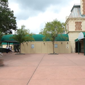 2 of 3: MyMagic+ - MyMagic+ RFID turnstiles work at Epcot's International Gateway