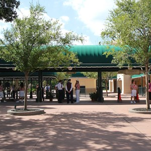 2 of 5: MyMagic+ - MyMagic+ RFID turnstiles complete at Epcot's International Gateway