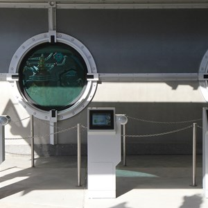 2 of 3: MyMagic+ - FastPass+ kiosks in Tomorrowland