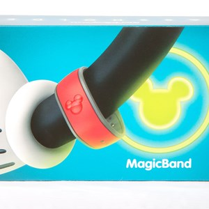 1 of 7: MyMagic+ - MyMagic Passholder MagicBand unboxing