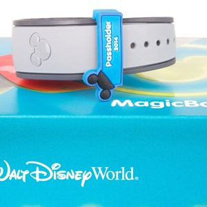 6 of 7: MyMagic+ - MyMagic Passholder MagicBand unboxing
