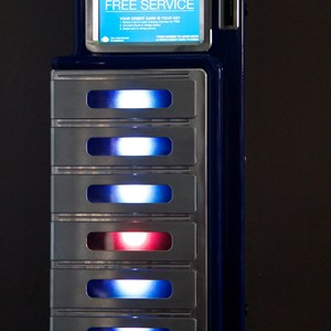 8 of 10: MyMagic+ - Unattended smartphone charging lockers