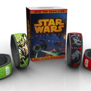 1 of 1: MyMagic+ - Limited Edition Star Wars MagicBands