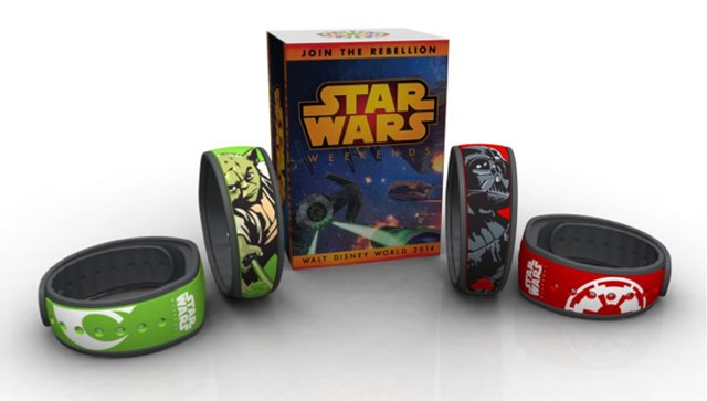 Limited Edition Star Wars MagicBands