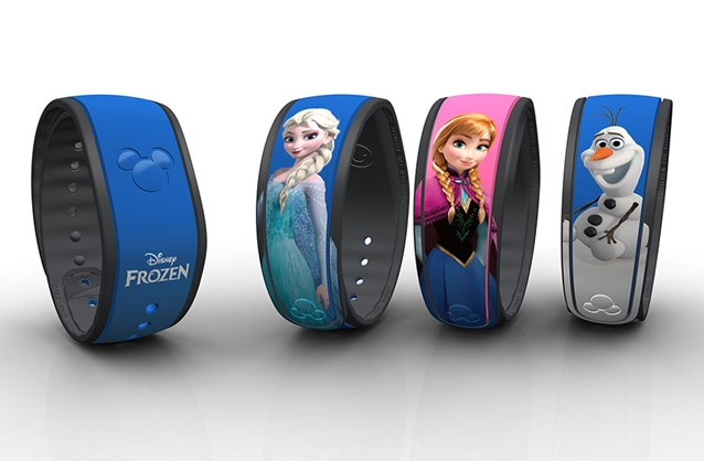 MyMagic+ - Frozen MagicBands