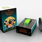 Haunted Mansion and Mickey's Not So Scary Halloween Party limited edition MagicBands