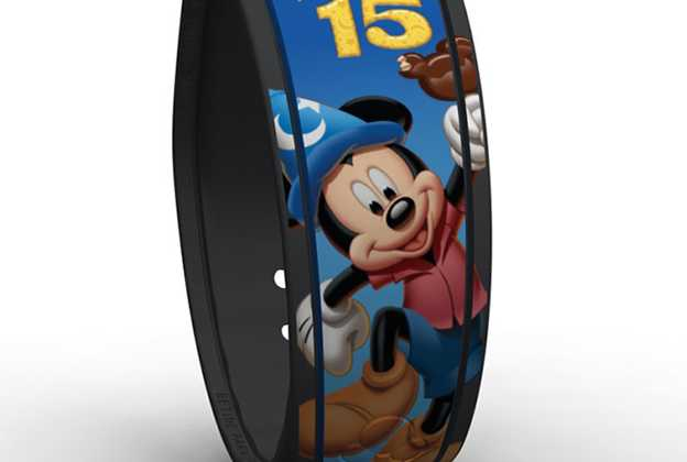 2015 and new character MagicBands